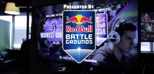 StarCraft II Midwest Qualifier by Red Bull