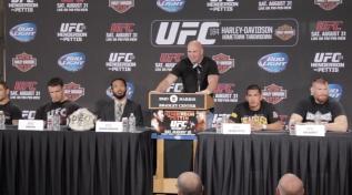 UFC 164 PressConference